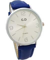 da826420ab2 Dámské hodinky G.D Seinny stříbrno-modré 698ZD