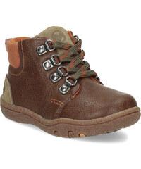 Bubblegummers Chlapecká kotníčková obuv hnědá 22188f9216