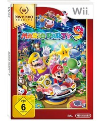 NINTENDO WII Mario Party 9 Nintendo Selects Wii