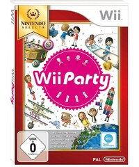 NINTENDO WII Wii Party Nintendo Selects Wii