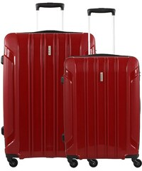 travelite, Trolley-Set mit 4 Rollen, »Colosso« (2tlg.)