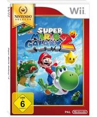 NINTENDO WII Super Mario Galaxy 2 Nintendo Selects Wii