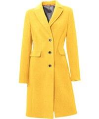 36656a07e9 Heine Prechodný kabát žlté