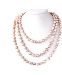 f297beb67 Buka Jewelry Buka Perlový náhrdelník Mutiara 8 AA levandulový 713 ...