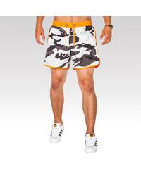 Athletic time Pánske plavky šortky Bunch oranžové 117c49680e
