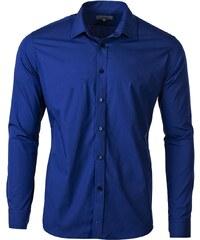 Victorio Pánské košile na manžetové knoflíky Trader tmavě modrá 17c6743294