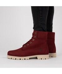de8558d30b9f Červené Dámske čižmy a členkové topánky