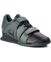 Topánky Reebok - Legacylifter CN4734 Coal Chalk Green 0a505be2075