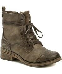 Mustang dámské boty bez podpatku - Glami.cz 46bb40fd42