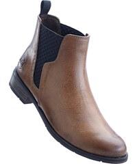 bonprix Kotníčková obuv Chelsea značky Marco Tozzi 1cf7d49b50