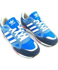 Pánské boty adidas Originals ZX 750 Modré 86e212b095a