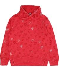 REVIEW FOR KIDS Mikina světle šedá   světle červená 6eef690115