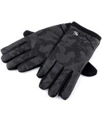Vystyd Pánské kožené rukavice z jelení kůže 1530 3d720c3e98