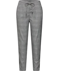 Černobílá dámské kalhoty  75fc5ab681