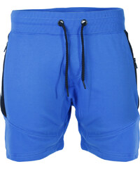 Ombre Clothing Pánské kraťasy Marshall světle modré a81ee24867