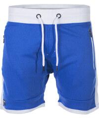 Ombre Clothing Pánské kraťasy Graeme světle modré 1e4e697dfc