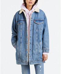 Levi s Sherpa Trucker 57893-0000 női kabát 0a431e9418