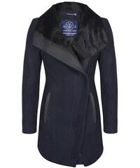 Giorgio Di Mare Dámsky zimný kabát cbc72c9b7d0