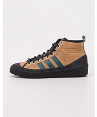 adidas Originals Matchcourt High RX3 Raw Desert  Noble Green  Black ffb8ff84eb6