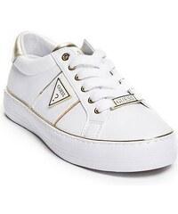 e9e33a1602d Tenisky GUESS Gilda Logo Low-Top Sneakers bílá 38