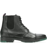 Tommy Hilfiger lace up ankle boots - Black fee0213c49e