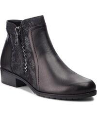 Magasított cipő REMONTE BY RIEKER - D6870-01 Schwarz 9b7a9bf53c
