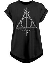 Dámské tričko Harry Potter - Relikvie smrti 5972fa1f4b