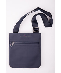 Tommy Hilfiger tmavo modrá unisex crossbody taška Essential Crossover 60daaccaa90