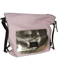 Elegantní růžovozlatá kabelka značky Seka e522de1efb5