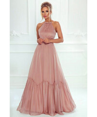 EMO Ružové šaty Alissa 890392f92f