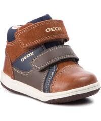 Kotníková obuv GEOX - B N. Flick B. B B841LB 0CL54 C6AF4 M Brandy 9fb30a3c24