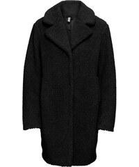 11d435a37d bonprix Kabát z medvídkového kožíšku