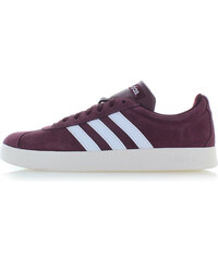 adidas CORE Férfi bordó tornacipő VL Court 2.0 45fe92a9c8