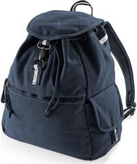 375a8a2ced Quadra Vintage plátěný batoh s přezkou 18 l