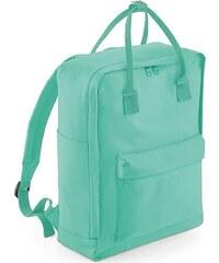 7a3057d87ff BagBase Jednobarevný městský batoh 15 l