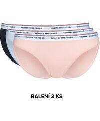 Tommy Hilfiger Dámské kalhotky Bold bikini 1387905874-610 Red - Glami.cz ce80788951