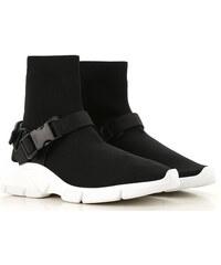 Prada Vysoké boty pro ženy Ve výprodeji 4b282056742