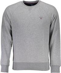 mikina Gant classic - šedá df0d7873b6