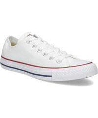 Converse Dámske biele tenisky s gumovou špičkou 83023a2dfc