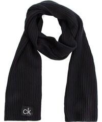 Šál CALVIN KLEIN - Classic Wool Scarf W K60K604720 001 - Glami.cz c6fbb9248c