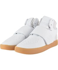 e59d93b8407 Pánské boty adidas Originals Tubular Invader Bílé