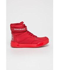 2adcdee245 Calvin Klein Členkové Dámske čižmy a členkové topánky - Glami.sk