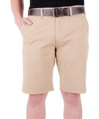 ad2fe7b02c5 Pánské jeans šortky WRANGLER W14AAM13J CHINO SHORT DESERT Béžová