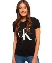 Calvin Klein černé dámské oblečení - Glami.cz 02e5044111