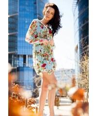 MODANOEMI by escoli Női nyári mintás ruha ES2601Z 6321360262