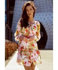 MODANOEMI by escoli Női nyári mintás ruha ES2601BE f87593b747