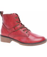 281afed2e134 Dámská kotníková obuv Tamaris 1-25116-21 sangria 1-1-25116-