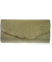 Zlaté plesové kabelky - Glami.cz 6021223370b