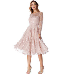 CITYGODDESS Společenské šaty Harmonia růžové 84876c2f00