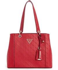 8617c8e49c GUESS kabelka Kamryn Quattro G Logo Shopper červená